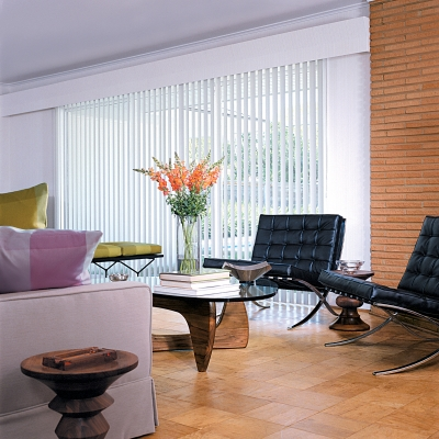Vertical Blinds Window Treatments