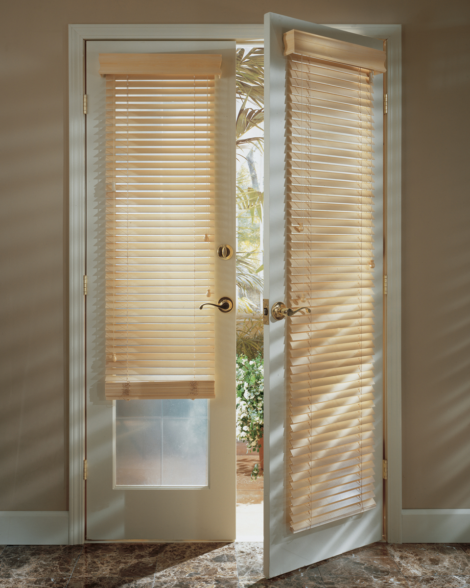 Park Clics Cord Lock Wood Blinds